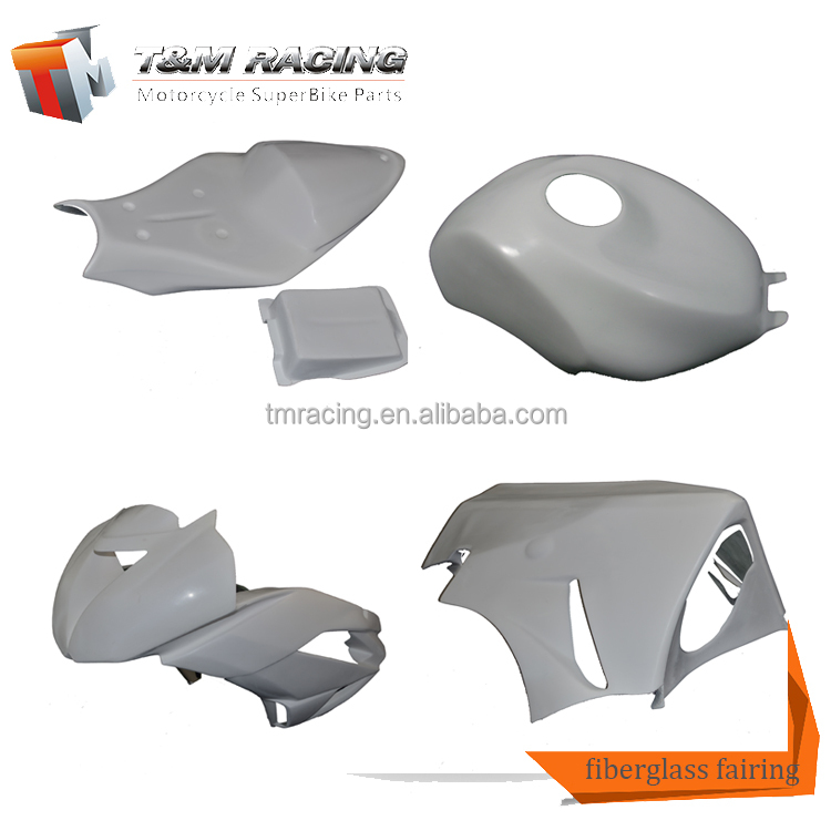 Motorcycle front fairing for touring road glide for zx6r 09-12