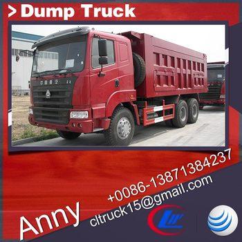 Sinotruck Dump Truck For Sale,10 Wheeler Tipper Truck,3 Axles Dump ...