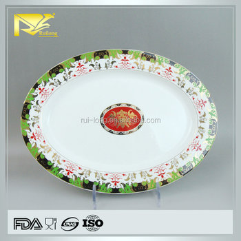 china supplier cheap ceramic oval plate fish plate antique fish plates  sc 1 st  Alibaba & China Supplier Cheap Ceramic Oval PlateFish PlateAntique Fish ...