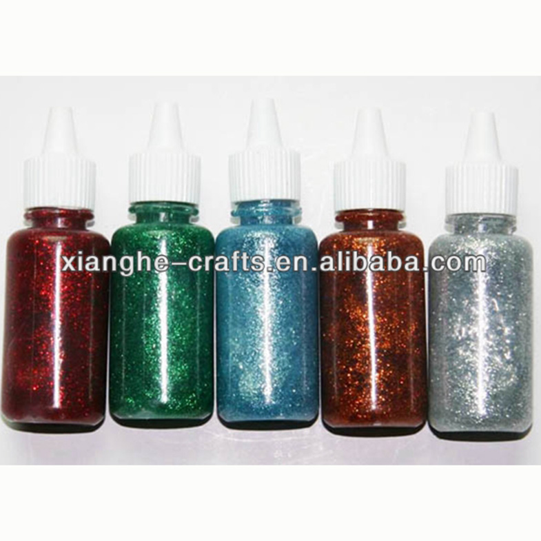 stationery glitter glue for Scrapbooking