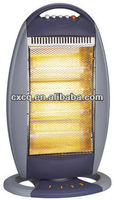CIXI NSB-160Y8 4heat 1600W 1200W 800W 400W portable electric halogen heaters for homes
