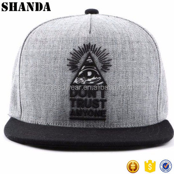 China made snapback cap custom snapback hat  62402f895cb