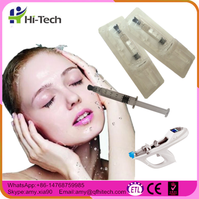 5ml Syringe Hyaluronic Acid Meso Serum HA Anti-Wrinkle Skin Rejuvenation Mesotherapy <strong>Injection</strong>