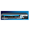 Home use 2ch mini China factory HD TV mp3 wma USB SD mmc 2 IN 1 AC-3 KARAOKE CD-G Amplifier DIVX DVD player