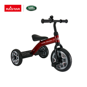 Rastar Land Rover Newest Style Tricycle For Kids