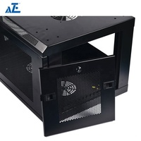 Reasonable Price Portable Network Secure Server Cabinet Wallmount Cabinet Network Rack Enclosure