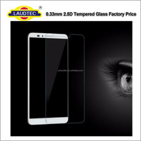 Ultra clear 9h tempered glass screen protector for Huawei G8 , anti shock screen guard