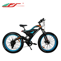 adult electric bike with lithium battery and powerful motor from China