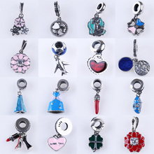 DIY Jewelry Accessories Big Hole Beads Apply To Fit Various Style Charms Bracelets