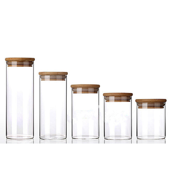 Prodotti Per La Casa Sigillata A Tenuta Daria Vaso Di Vetro Con