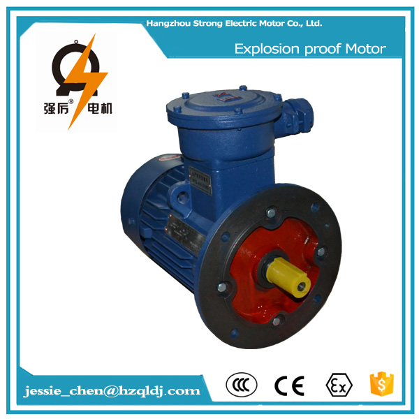 220v Volt 132 Kw B5 Mounting Ie2 Ce Explosion Proof Electric Motor ...