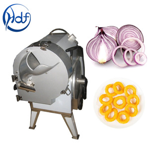Thick and thin adjustable multifunction vegetable potato cutter onion slicing cutting machine