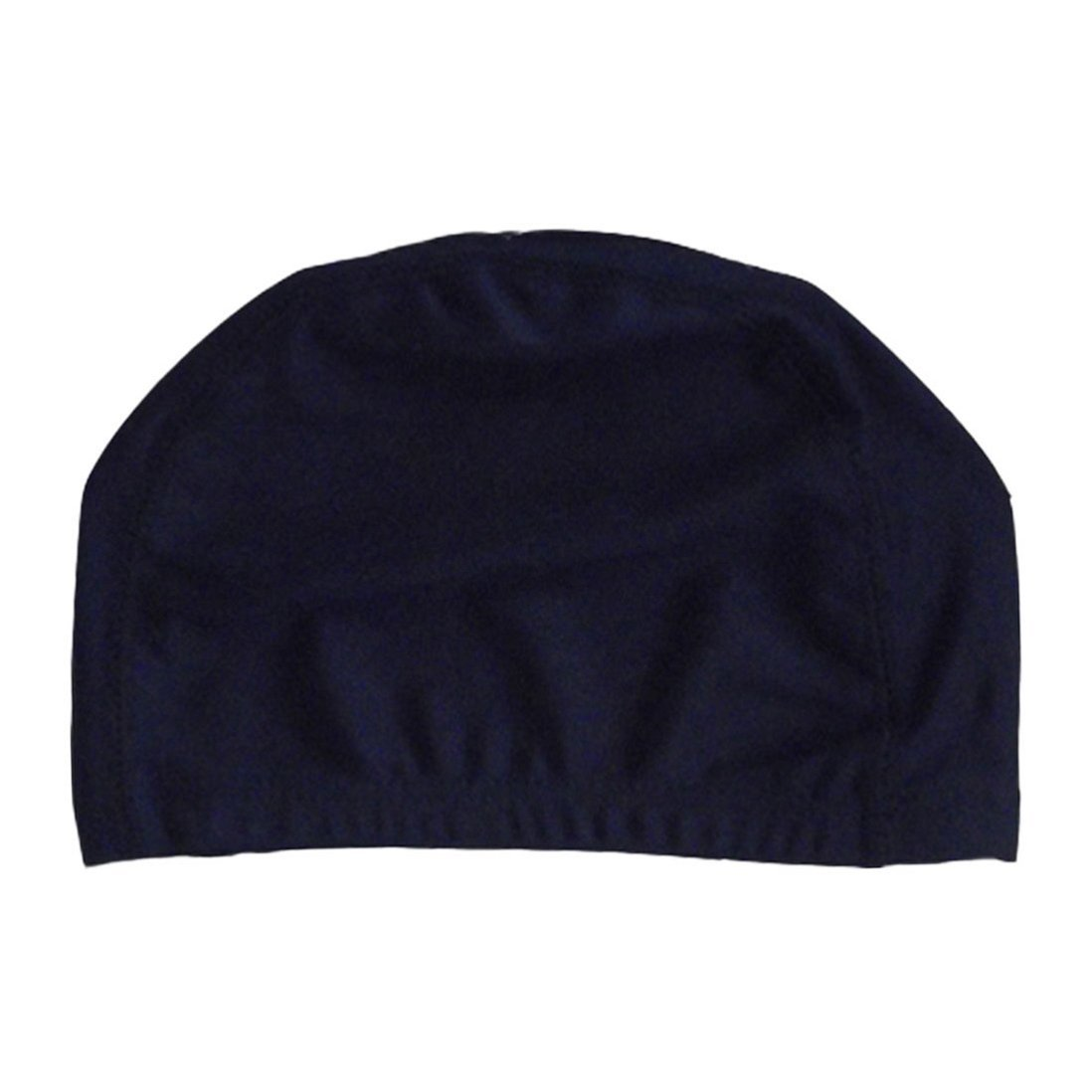 Outtop Swimming Cap Swim Hat [Unisex Adult] New [Polyester + Nylon] [Elasticity] [Soft Comfortable] [Hydrodynamic Design] [Red,rose,pink,armygreen,purple,blue,gray,darkblue] One Size Fit All, Very Comfortable to Wear