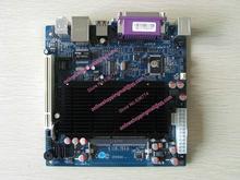 Mini-itx motherboard d425 single network serial 2 itx-m42x21d fan ip25x4