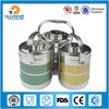 double wall stainless steel insulated food container