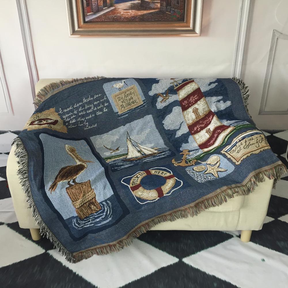 Decorative Thick Sofa Throw Blanket