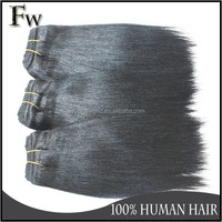 Hot Selling Straight Hair Fashion Peruvian New Style Light Yaki Hair Weaving