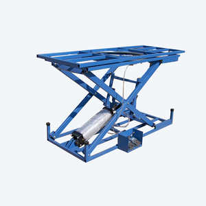 China wholesale good service brand new mechanical pallet light weight lift table