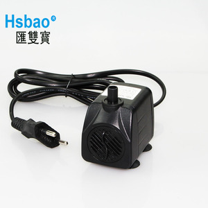 Hsbao 10W 600L/H Garden Water Supply Pump / fountain water pump