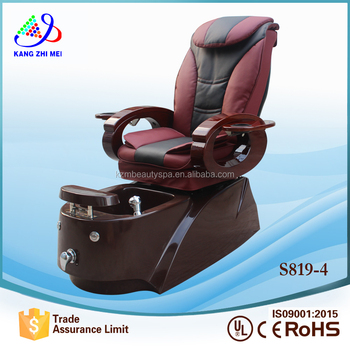 simple cheap gulfstream pedicure chair with kneading roller