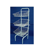 Iron Wire Supermarket Food Beverage And Snack Display Rack