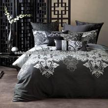 DOUBLE SIZE DUVET COVER SET (POLY COTTON) - 3 PCS