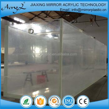 Freshwater Aquarium Acrylic Fish Tank