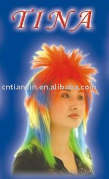 tina wigs/carnival wigs/lady's wigs