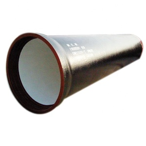 China Manufacturer DN 200mm class k9 ductile iron pipe rates cost