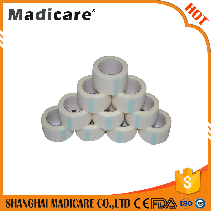 Good Quality Micropore Non-Woven Medical Paper Tape