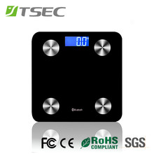 Wireless Bluetooth Body Fat Smart Scale Smart measuring body fat, visceral fat