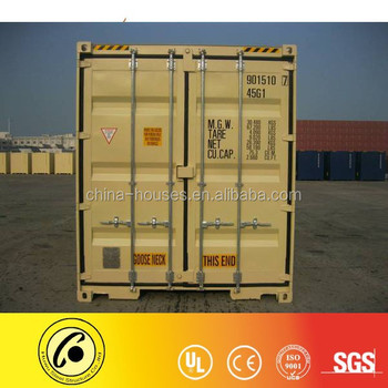 New 20ft gp ft iso low cost shipping container buy iso for Maison low cost container