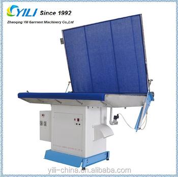 automatic ironing machine for laundry