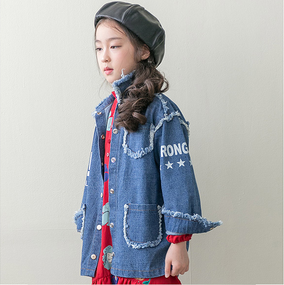 Wholesale Brand Name Velvet Hangers Rain Children Faux Fur Coats