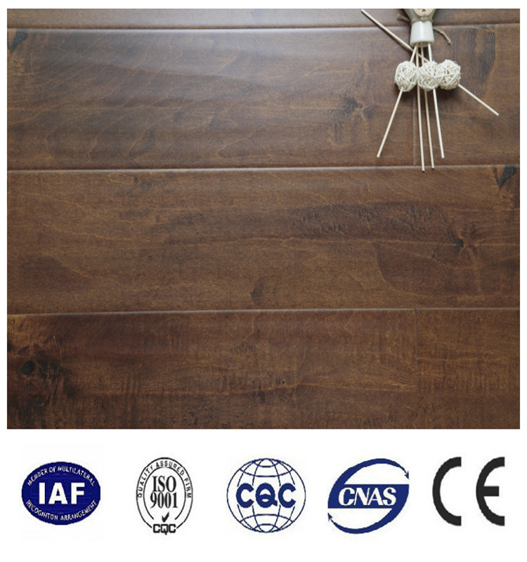 12mm HDF AC3 Maple Laminate Floor
