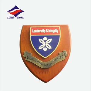 Beautiful Solid Wood Medals Stand And Wood Trophy Awards Shields With Wall-Mount Hooks For GiftsAnd Decorations