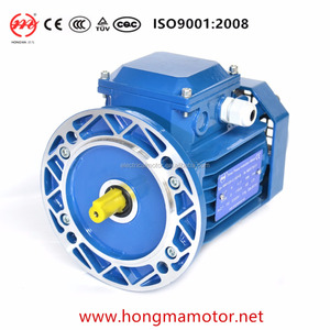 Square frame ABB motor type IEC Standard ac motor