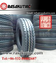 1100R20 1100 - 20 tubeless et tube R22.5 bias et radial truck tire
