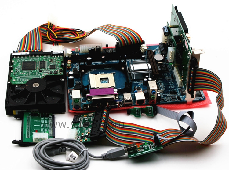 The latest PCI PC3000 card V2.40 service hard to detect
