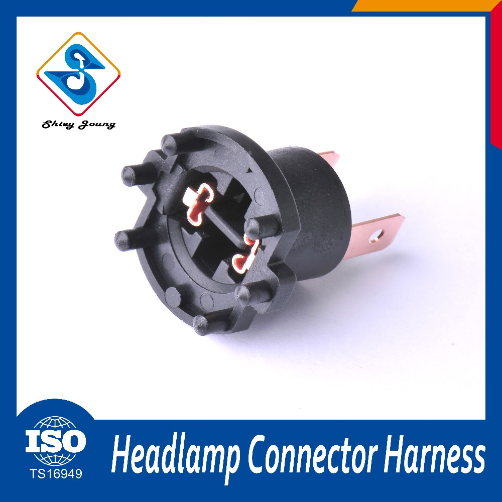 Best Oem Odm led 2 pin male female auto wire harness connector