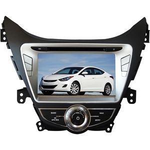 UPsztec 1080p Touch Screen Android 7.1 Car DVD Player For Hyundai Elantra Series with GPS