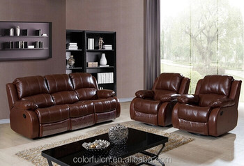 Sofa Sale Johor Bahru/Leather Sofa/Electric Control Recliner Sofa