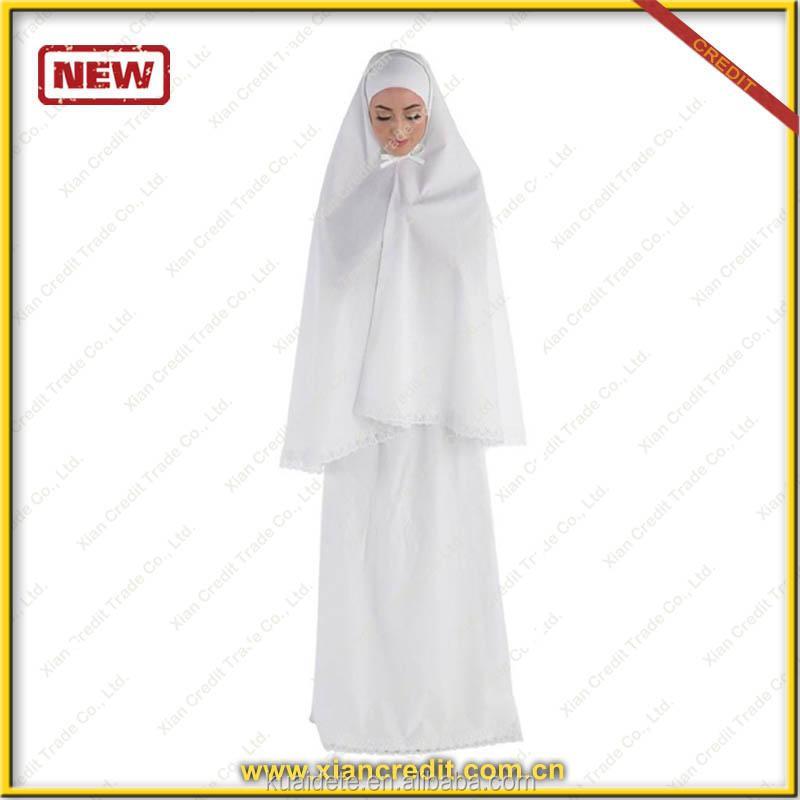 2016 Newly Design Traditional Islamic Women Prayer Dress Pakistani ...