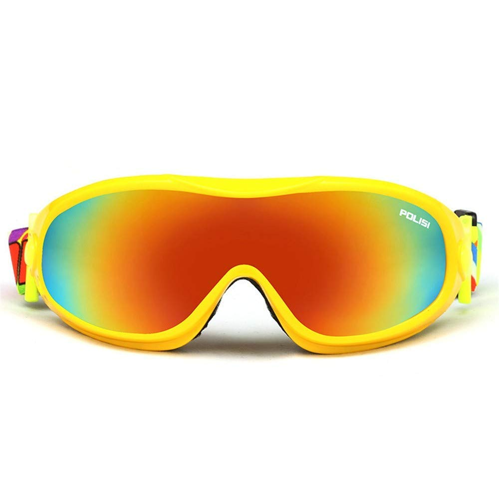 3321adbcf1c5 Get Quotations · FRFG Ski Sports Sunglasses New Single Layer ski Glasses  Professional Outdoor Windproof Mountaineering Goggles Men