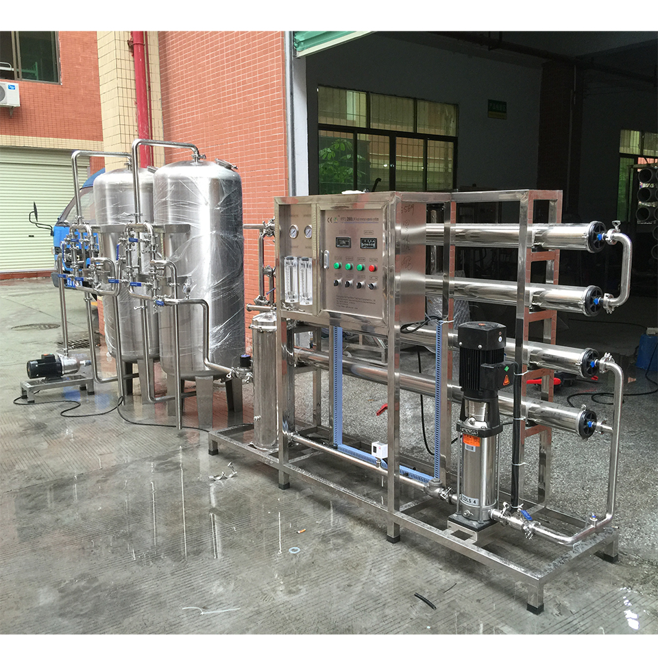 reverse osmosis water treatment/domestic ro water purifier system