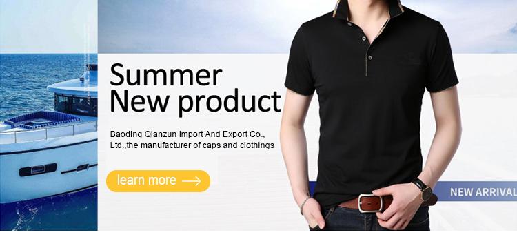 809ad6515267 2019 Top Quality Men Polo T Shirt Design