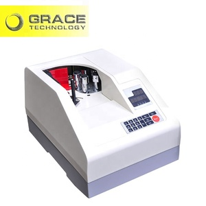 Desktop vacuum banknote counter loose note counting machine