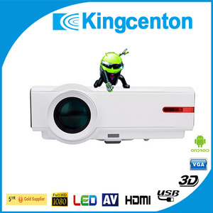 led projector 1920x1080 projector samsung pocket 4500 lumens android 4.2 mini LED wifi fullHD 1080p DLP 3D projector proyector