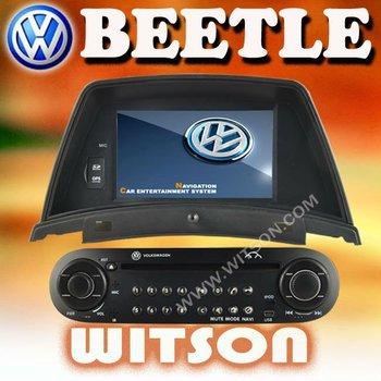 Witson Vw Beetle Navigation Gps Vw Beetle Navigation Dvd Gps Vw Beetle Navigation Radio - Buy Vw ...