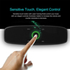 Touch Wireless Bluetooth Portable Speaker with HD Sound and Bass